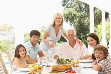 Families Bond Best at Home
