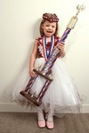Children beauty pageant