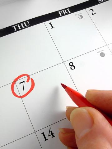 calendar period menstruation