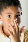 Common bad habits of children