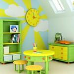 decorate kid's room