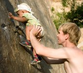 Involved Fathers Shape Good Behaviour in Their Children - Especially Sons