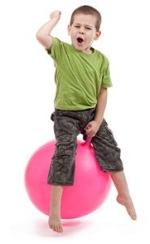 Hyperactive versus energetic kids