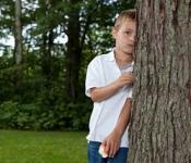 Shyness in kids