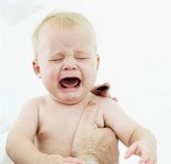Soothing crying baby